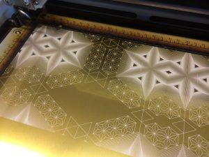 Projet réalisé dans la découpeuse laser du FabLab
