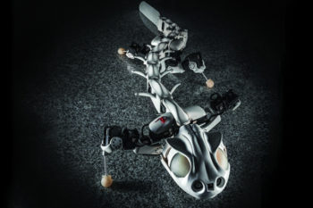 Biorobotics crée des robots qui imitent les mouvements de la nature