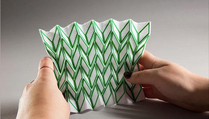conductive origami