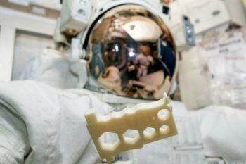 Made In Space dessine l'avenir de l'impression 3D dans l'espace