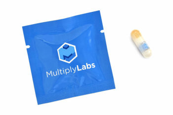 Multiply Labs imprime en 3D des gélules personnalisées