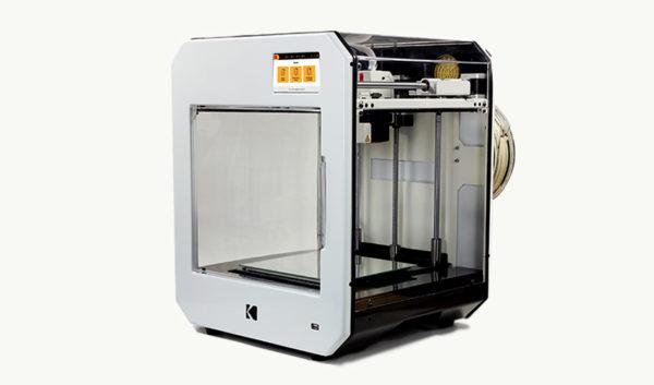 Lab 3Dnatives : test de l'imprimante 3D KODAK Portrait