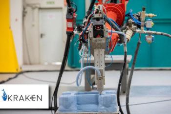 KRAKEN, une machine de fabrication tout-en-un pour accélérer la production