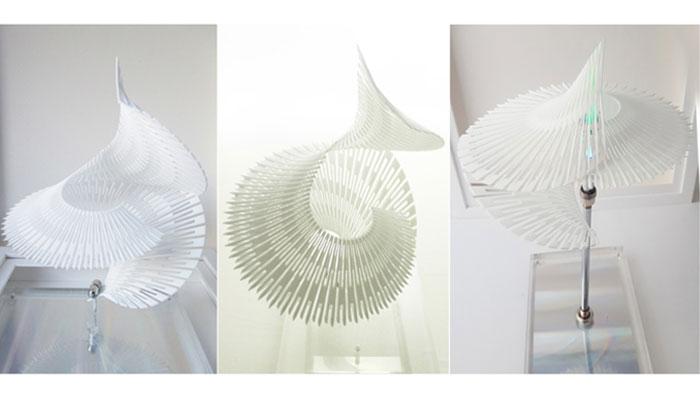 luminaires imprimés en 3D
