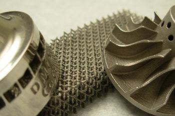 A la découverte des matériaux d'impression 3D : Les métaux
