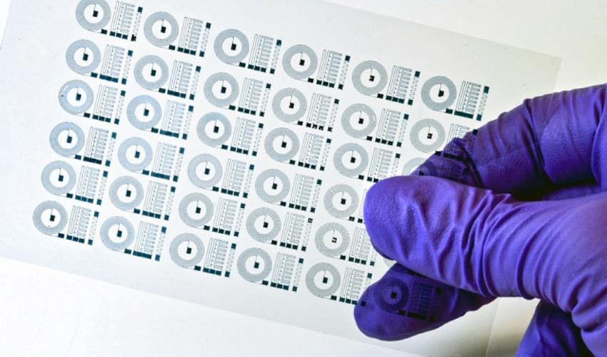 sonde neurale imprimée en 3D