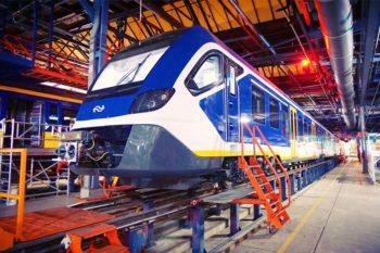 L'impression 3D s'invite dans les trains de la NS