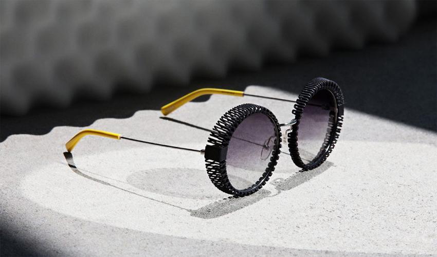 grand choix de d177c 43adc OXYDO lance Capsule, une collection de lunettes imprimées en ...