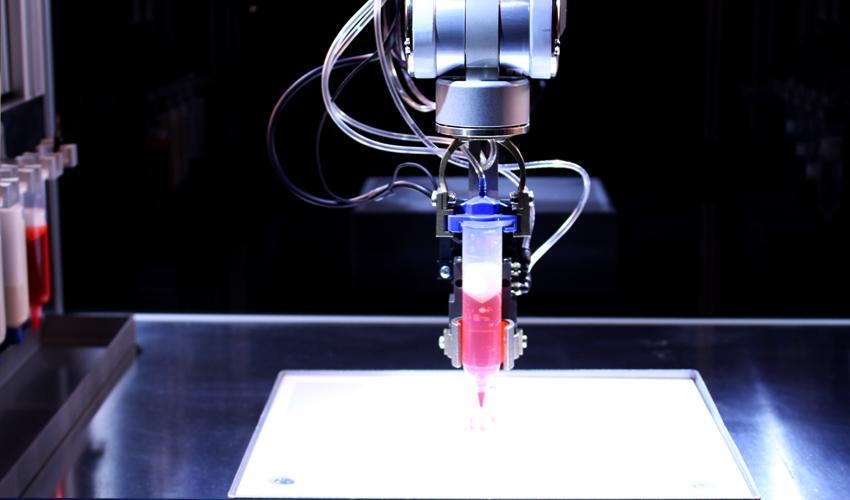 A la découverte des matériaux d'impression 3D : Céramiques et matériaux organiques