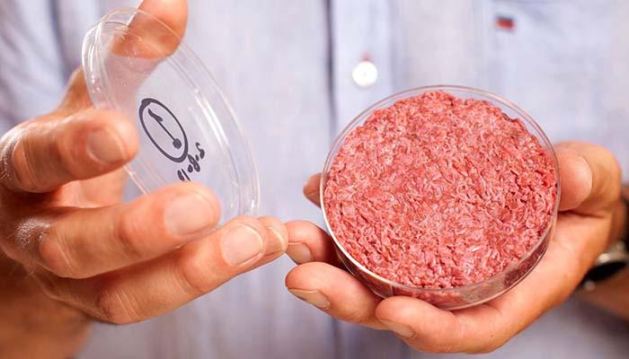 viande imprimée en 3D