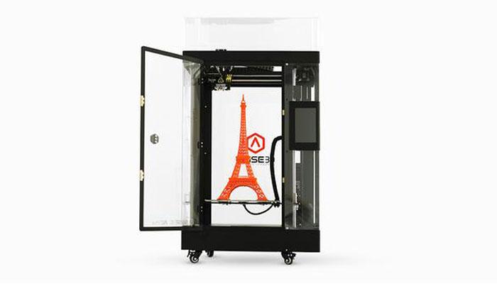 imprimante 3d grand format d couvrez 12 mod les bas prix 3dnatives. Black Bedroom Furniture Sets. Home Design Ideas