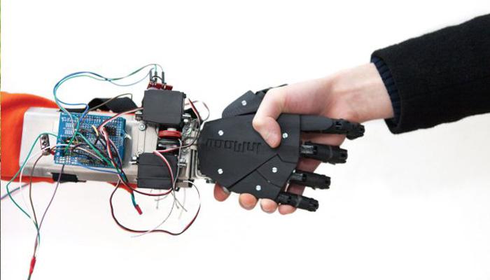 prothèses imprimées en 3D