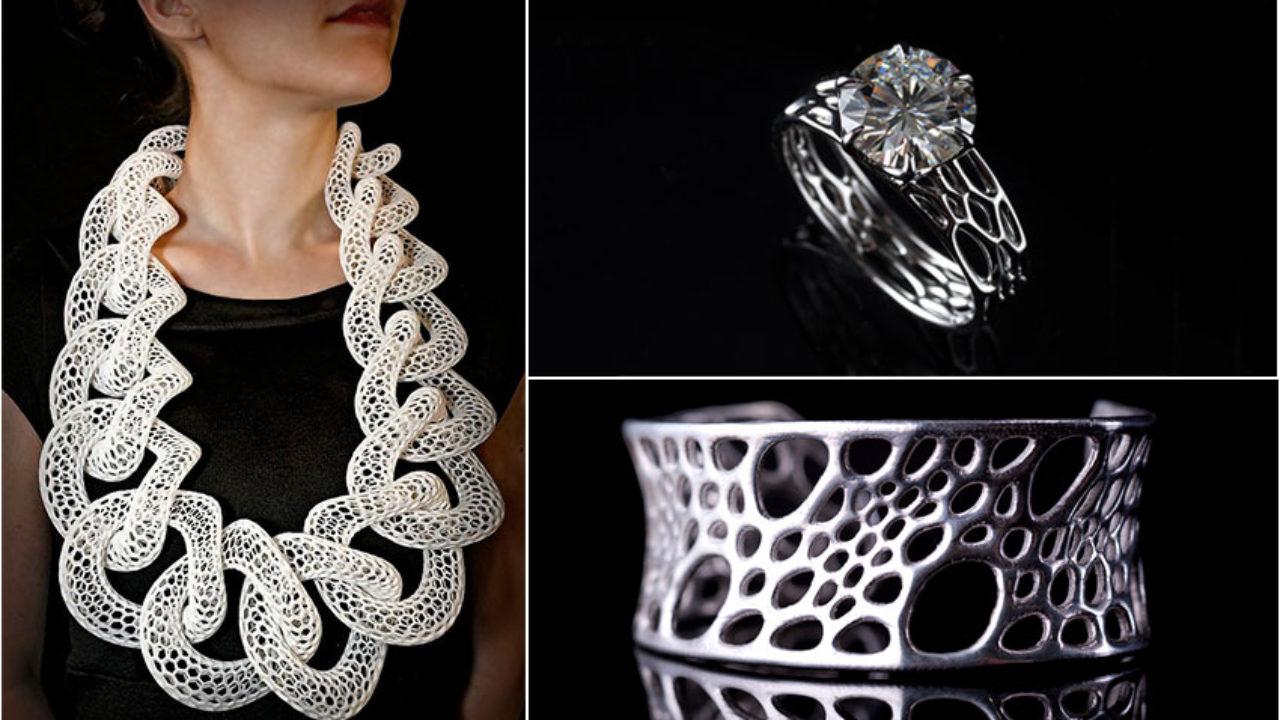 face745aa40c36 TOP 10 des bijoux imprimés en 3D - 3Dnatives
