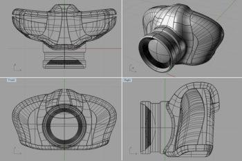Rhinoceros 3D, caractéristiques et fonctionnalités du logiciel de CAO