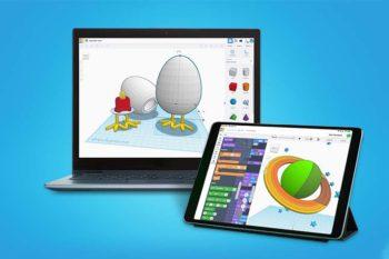 Tinkercad, un logiciel 3D en ligne pour débuter la modélisation