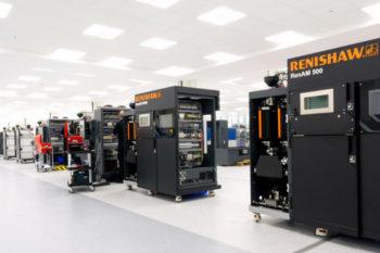 Les solutions d'impression 3D métal de Renishaw au salon 3D Print