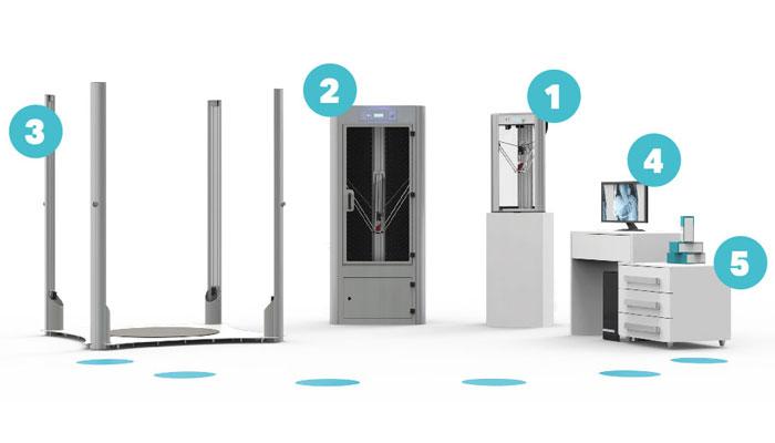 laboratoire orthopédique numérique