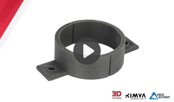 WEBINAIRE : les matériaux d'impression 3D hautes performances (PEEK, PEKK, PEI…)
