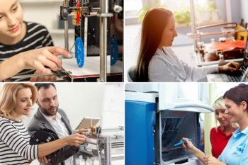 4 expertes livrent leurs prédictions pour le marché de l'impression 3D