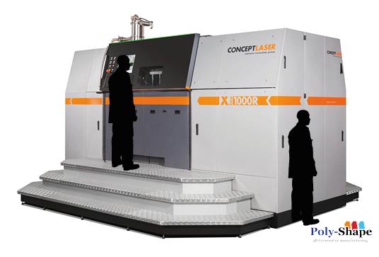 XLine 1000r Concept laser