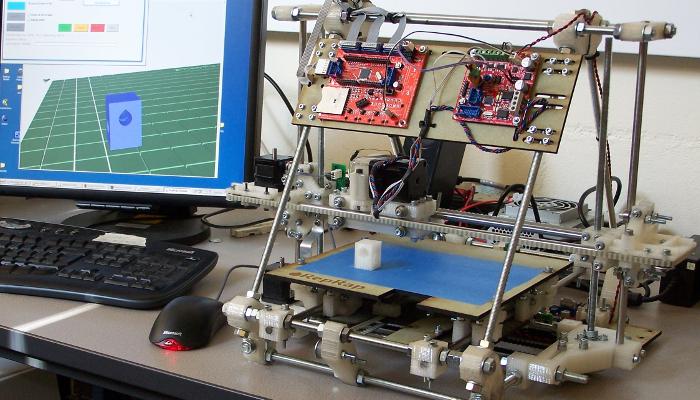 imprimante 3D reprap