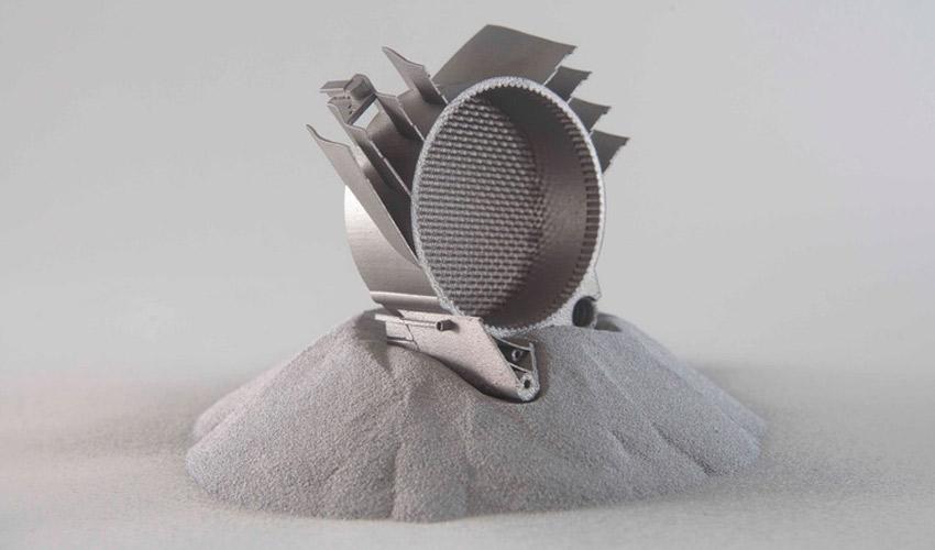 acier impression 3D