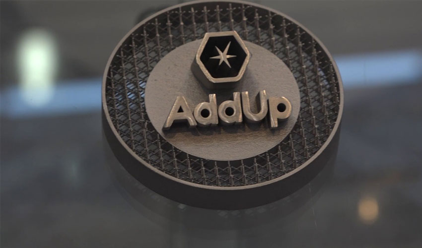 AddUp rachète BeAM, expert français de la fabrication additive métallique