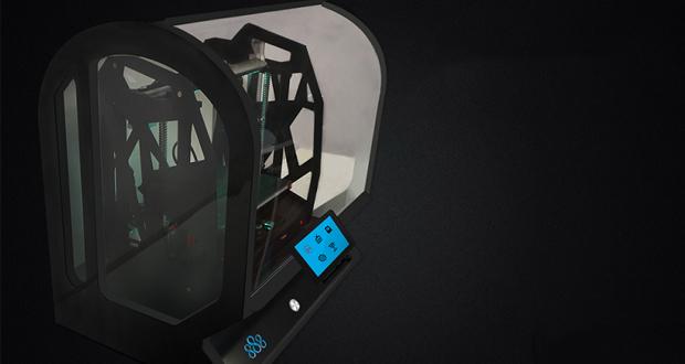 imprimante 3D de PVC