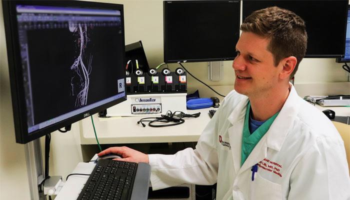 valve aortique imprimée en 3D