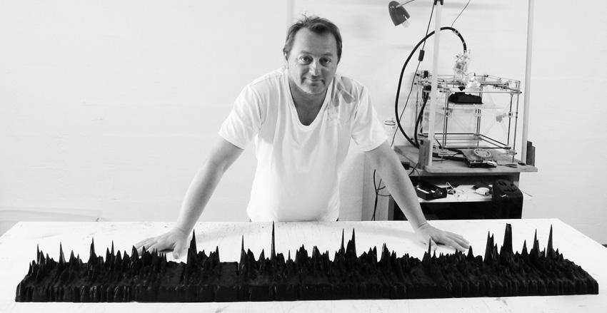 Gilles Azzaro viendra expliquer son travail de sculpteur de voix