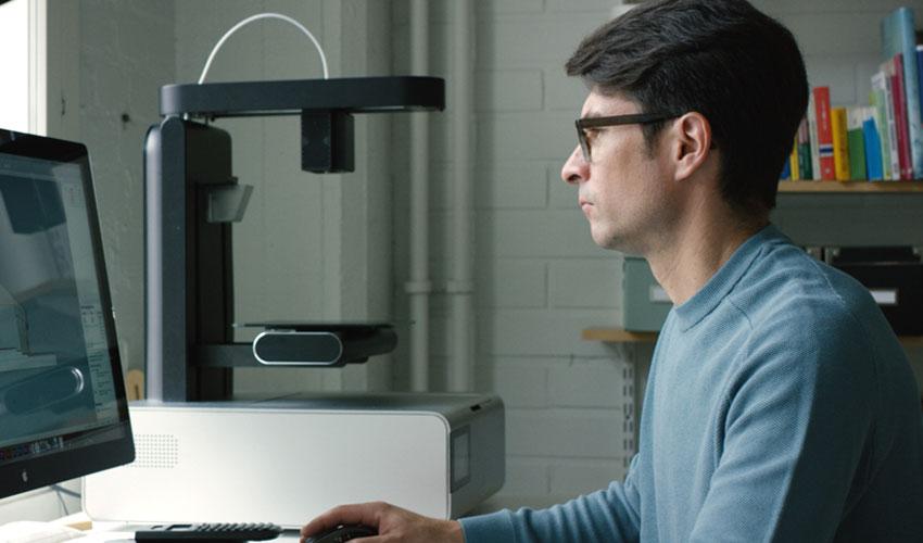 Platonics Ark, l'imprimante 3D des architectes