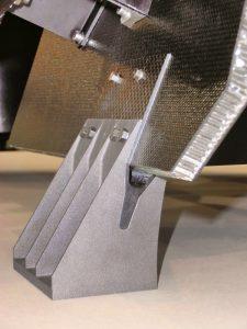 Les attaches imprimées en 3D