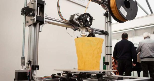 Alpes 3D Print