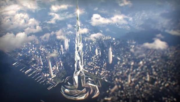 gratte-ciel Arconic