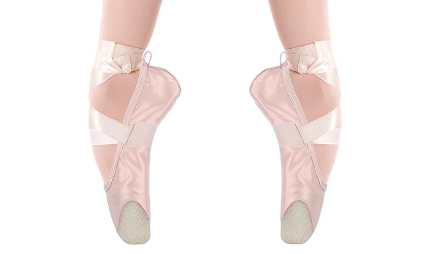 chaussons de ballet imprimés en 3D