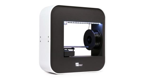 La BeeTheFirst+ viendra remplacer la première imprimante 3D du fabricant portugais