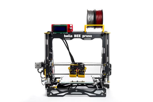 La BeePrusa, un modèle en kit résolument tourné vers les Makers