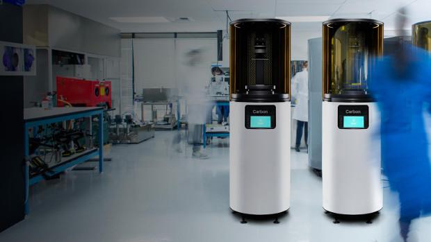 L'imprimante 3D M1 développée par Carbon3D