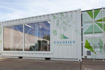 #Startup3D : Colossus, une imprimante 3D XXL facilement transportable