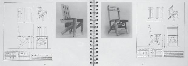 Extrait de Autoprogettazione de Enzo Mari