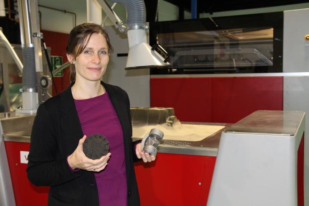 Alex Kingsbury sera responsable du centre d'innovation en fabrication additive