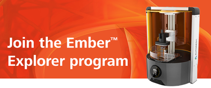 Le programme Ember Explorer ouvre dès aujourd'hui