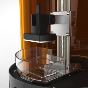 L'imprimante 3D Ember d'Autodesk fonctionnera par la technologie DLP