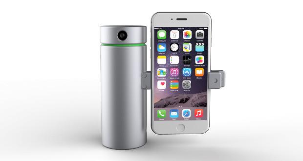 eora un scanner 3d de poche compatible avec votre smartphone 3dnatives. Black Bedroom Furniture Sets. Home Design Ideas