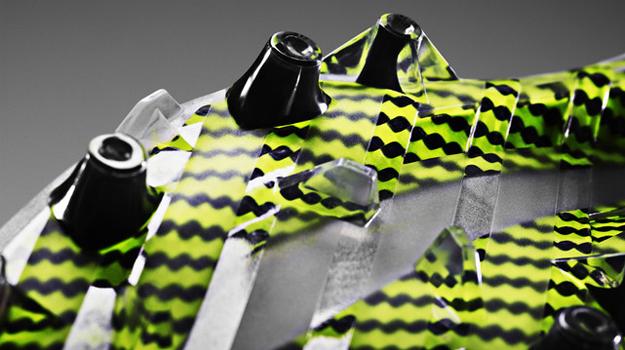 Les crampons imprimés en 3D de la Nike Vapor Carbon Elite