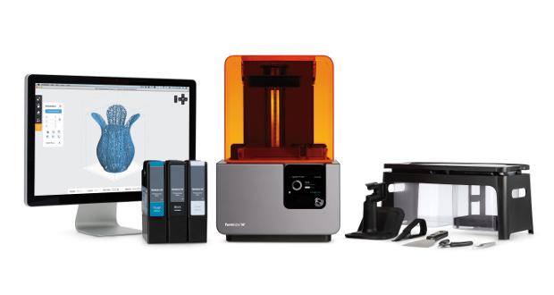 La dernière génération d'imprimantes 3D de chez Formlabs : la Form 2
