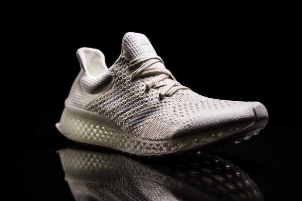 FutureCraft, la basket imprimée en 3D par Adidas