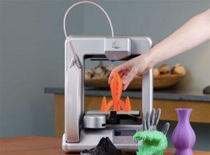 L'impression 3D domestique n'est pas pour demain selon pete Basiliere
