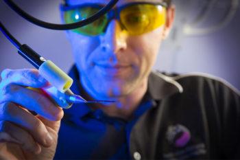 iFix, un stylo qui bio-imprime pour soigner les lésions oculaires