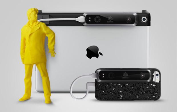 Déjà disponible sur iPad, le iSense arrive sur iPhone 6 et 6+